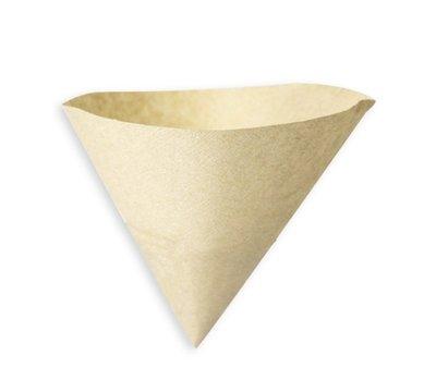 ~享購天堂~ 錐型濾紙1~2人~100入~圓椎形濾杯 圓錐濾紙 HARIO V60 椎形濾紙 Tiamo