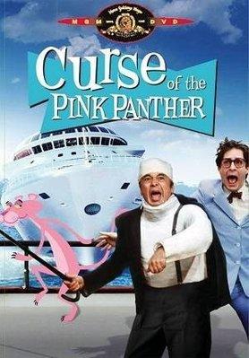 電影【粉紅豹系列:探長的詛咒--Curse Of The Pink Panther 】正版DVD.勞勃華格納主演.全新未拆封