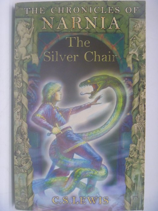 【月界】The Chronicles Of Narnia:The Silver Chair_納尼亞傳奇〖外文小說〗CDV