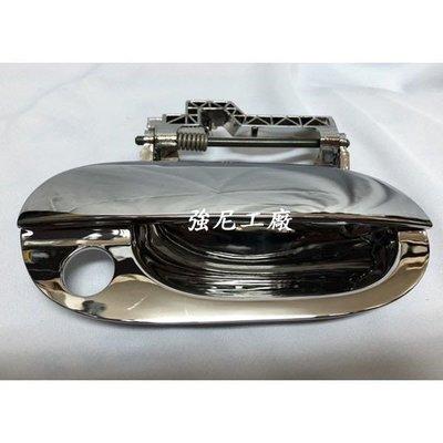 ☆☆☆強尼工廠☆☆☆全新寶馬 BMW E39 96-02年 外把手 電鍍 鍍鉻