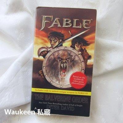 神鬼寓言獵殺包佛林 Fable the Balverine Order 彼得大衛 Peter David XBOX360