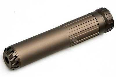 [01] Action Army AAP-01 滅音管 沙 ( 滅音器消音管消音器加速器加速管GBB槍BB槍玩具槍手槍