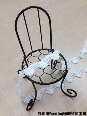【芬妮卡Fanning服飾材料工坊】宮廷小花 蕾絲 刺繡花邊 DIY手工材料 1碼入