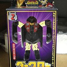全新98年 Bandai 鐡腕偵探露寶達 黑烏鴉2號 Made in China