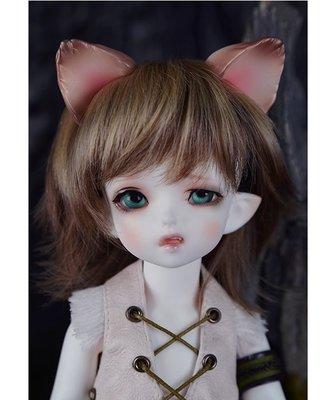 熱賣爆款 BJD娃娃 SD娃娃 Han & Asronn - Coyote Elves 1/6 牙疼狼
