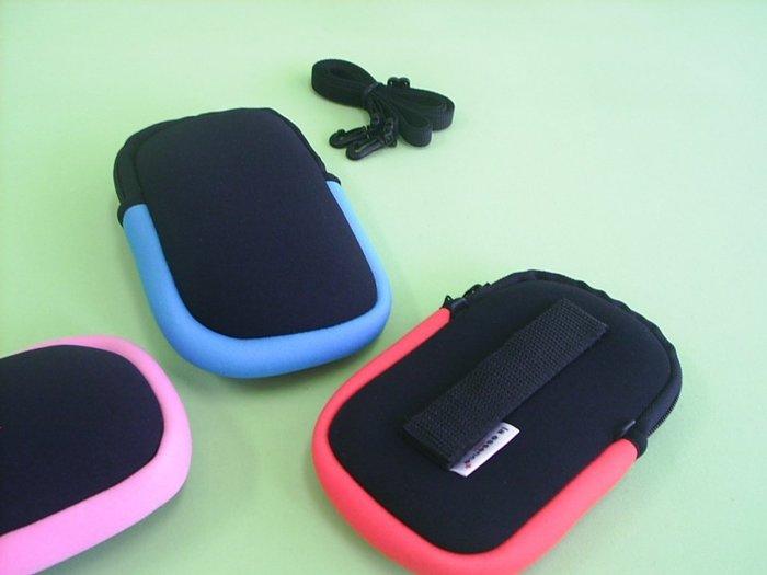 la essence 熱門商品LE-9305L(大)防衝擊惰性棉-Htc one(M8)/SONY Z1手機袋/相機包
