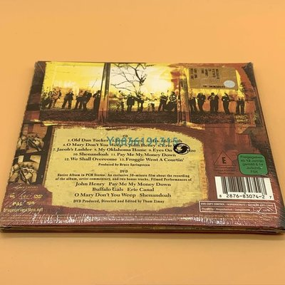 爆款CD.唱片~歐 全新 斯普林斯汀 Bruce Springsteen We Shall Overcome 2CD