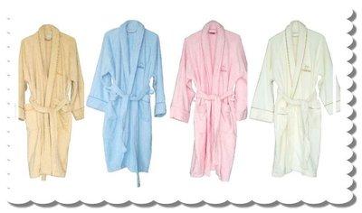 LIUKOO煙斗純棉100%超厚浴巾布超保暖浴袍可線上