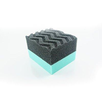 Chemical Guys Durafoam Contoured Large Tire Wipe (方型超厚輪胎油棉)