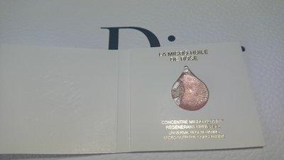 全新Dior 精萃再生花蜜微導精露1ml  現貨88個
