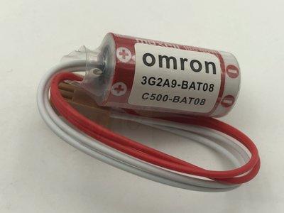 全新附發票 maxell ER17/33 電池 帶插頭 OMRON 歐姆龍 3G2A9-BAT08 C500-BAT08