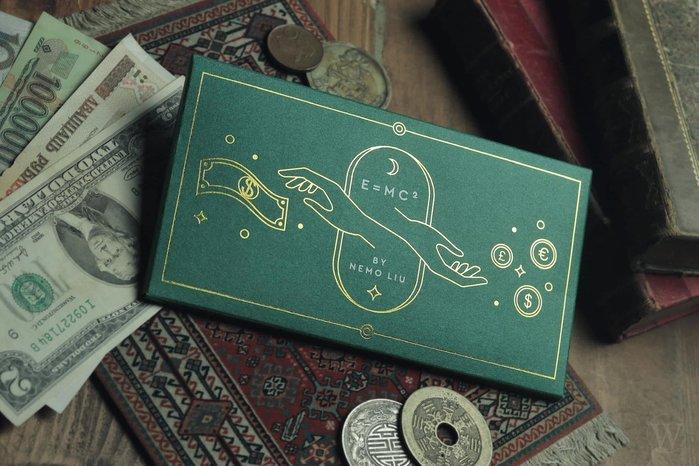 【天天魔法】【S1165】正宗原廠~鈔能力~E=MC² by 尼莫 & 簡子製造