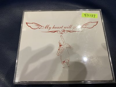 *還有唱片行*MY HEART WILL GO ON 二手 Y11155 (缺CD1.69起拍)