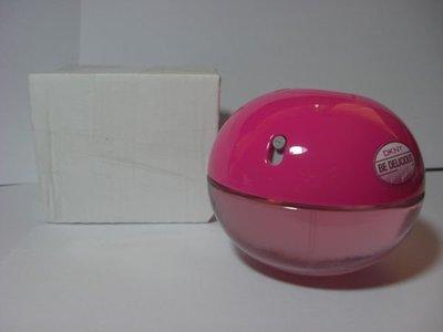 DKNY   粉紅蘋果  春日  限量版  女淡香水 Fresh Blossom Juiced 50ml-test(高雄可面交)