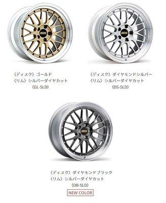 DJD19071829 日本BBS LM 18-20吋 2片式鍛造鋁圈 依當月報價為準