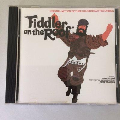 *愛樂熊貓*1984正美盤(無ifpi)經典名片JOHN WILLIAMS屋頂上的提琴手FIDDLER ON ROOF