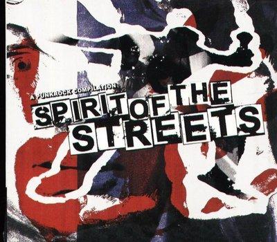 八八 - Spirit of the Streets - CD NEW Gundog Rancid -  NEW