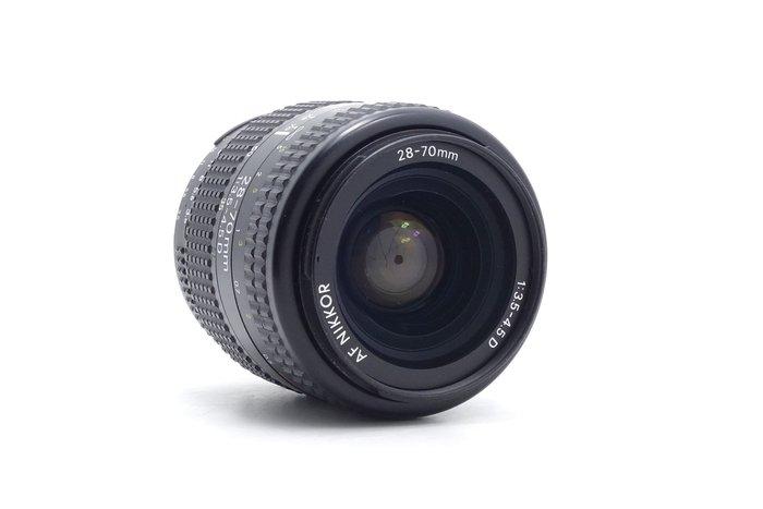 【台中青蘋果】Nikon AF Nikkor 28-70mm f3.5-4.5 D 二手 鏡頭 #46989