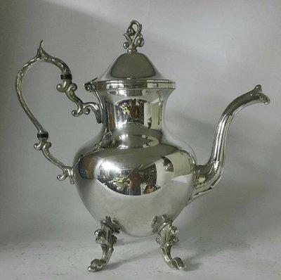 383高檔英國鍍銀壺 Birmingham Silver Company Silver Plated Teapot