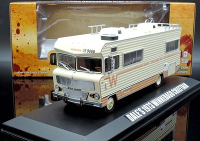 【M.A.S.H】[現貨特價] Greenlight 1/43 Winnebago Chieftain 陰屍路