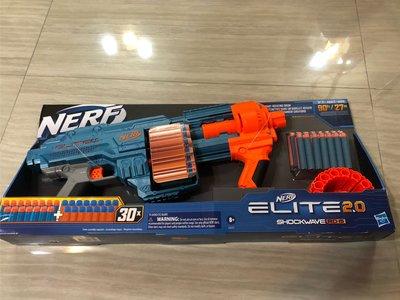 現貨不用等 橙機NERF Elite 2.0 Shockwave RD-15 Blaster