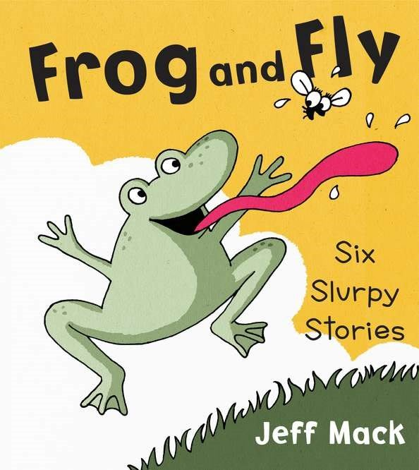 *小貝比的家*FROG AND FLY SIX SLURPY STORIES/精裝書/3-6歲/李貞慧-PART2.