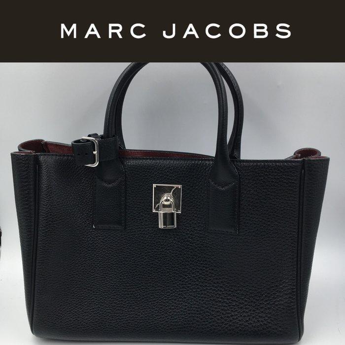 【皮老闆】4980起標 二手真品 美國精品 MARC JACOBS 手提包 J