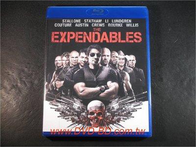 [藍光BD] - 浴血任務 The Expendables ( 威望公司貨 )