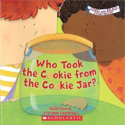 *小貝比的家 *WHO TOOK THE COOKIE FROM THE COOKIE JAR/平裝/3-6歲/童謠韻文