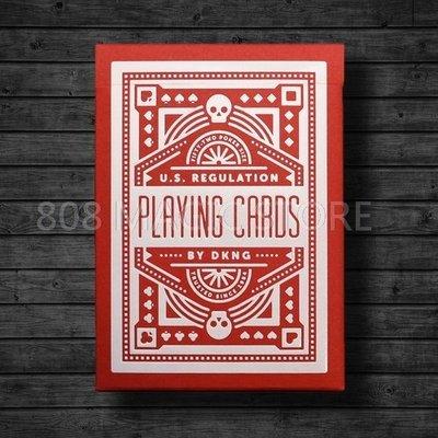 [808 MAGIC]魔術道具 DKNG playing card