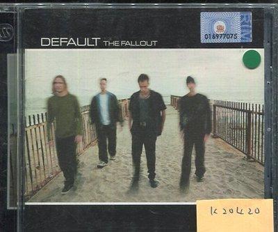 *真音樂* DEFAULT / THE FALLOUT 二手 K20420