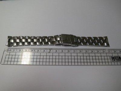 Breitling 百年靈 原廠鋼帶 18mm