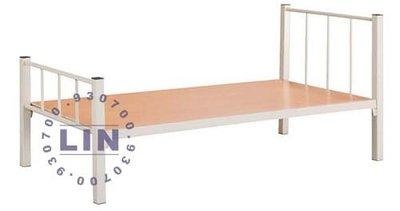 【品特優家具倉儲】P834-20床架 角管單人床