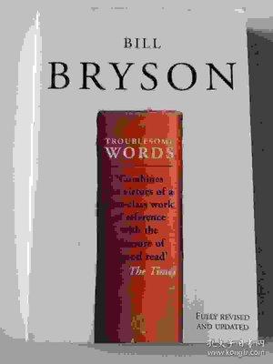 簡書堡Bryson'sDictionary of Troublesome Words:A Writer's Guide