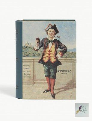 請先詢問[要預購] 英國代購 義大利VENCHI Buono Buonissimo綜合巧克力書禮盒 200g