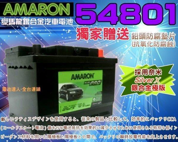 【鋐瑞電池】DIY自取交換價 54801 愛馬龍 汽車電瓶 Citigo SMART FOCUS FIESTA SX4