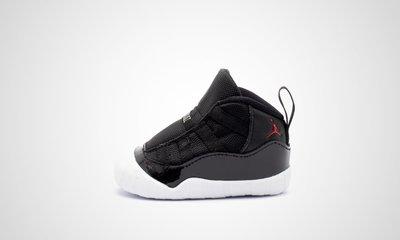 """沃皮斯§Air Jordan 11 """"Bred"""" Crib Bootie 嬰兒學步鞋 CI6165-061"""
