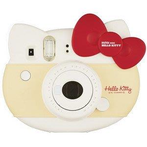 GIFT41 4165本通 長安店  INSTAX MINI KITTY 紅黃配色拍立得相機 4547410322200