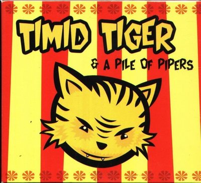 八八 - Timid Tiger - Timid Tiger and a Pile of Pliers