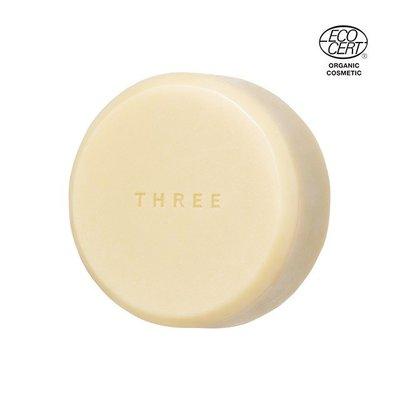 【Q寶媽】THREE   寶寶沐浴皂  80g   全新專櫃貨 有中文標籤