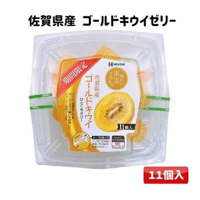 日本製 佐賀縣 奇異果 果凍(11入)