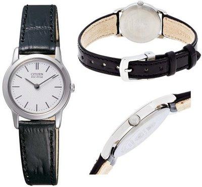 日本正版 CITIZEN 星辰 SIR66-5201 光動能 手錶 女錶 日本代購