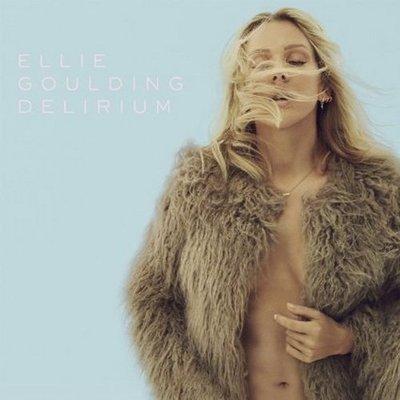 瘋狂快感-豪華盤(台壓版) Delirium/艾麗高登 Ellie Goulding ---4763422