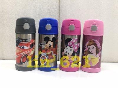 ◎叮咚生活館◎ THERMOS 膳魔師兒童保溫瓶360cc F4018系列 迪士尼系列