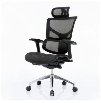 【日日小舖外送代購】好市多 Ergoking全功能網布人體工學椅 電腦椅 辦公椅 黑色 自行組裝