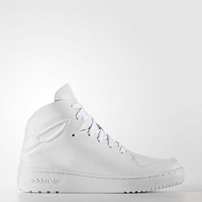 (預購商品) adidas originals m attitude S76703 白色 皮革 高筒 運動鞋