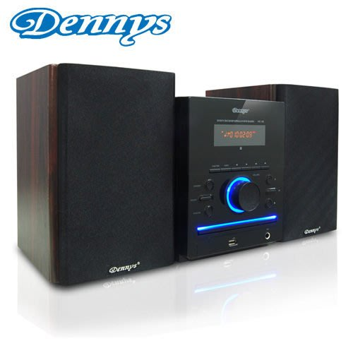 Dennys DivX/USB/DVD組合音響(MD-380+D2200)送8G隨身碟