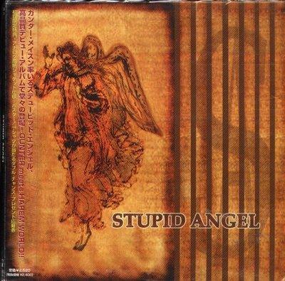 K - STUPID ANGEL - STUPID ANGEL - 日版 Mini LP CD - NEW