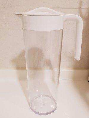 (極新)Nitori 宜得利 韓系極簡白 冷水瓶 冷水壺