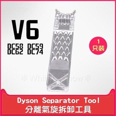 [現貨] Dyson V6 DC58 DC59 DC62 DC74 Separator tool 分離氣旋拆卸工具 副廠
